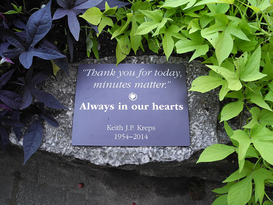 Keith Kreps Always in Our Hearts